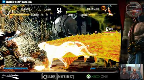 into the killer instinct killer weekend update orchid spinal and fulgore