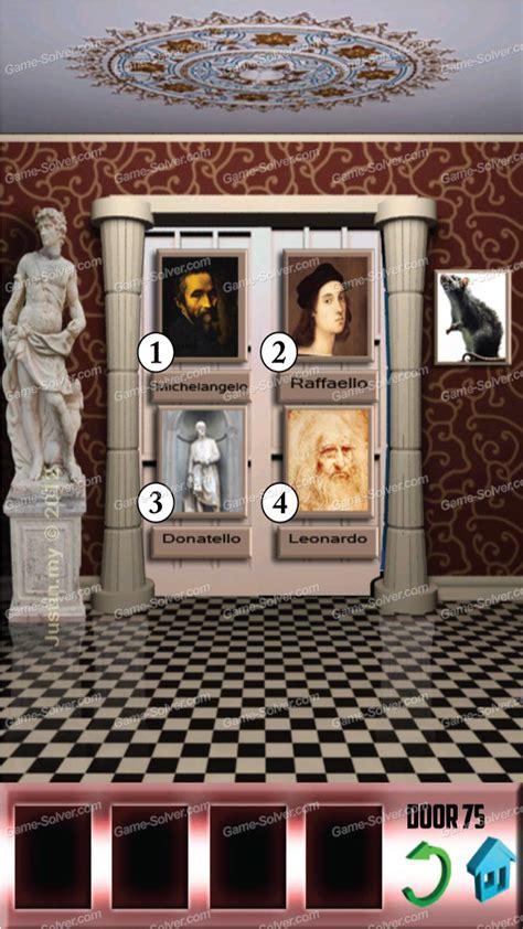 100doors and rooms escape lvl75 100 doors escape vimap 33 newhairstylesformen2014 com