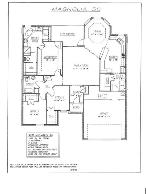Master Floor Plans x master bedroom floor plan with bath and walk in closet