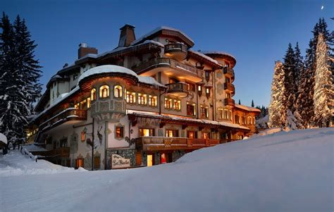 best ski hotel ten luxurious ski hotels