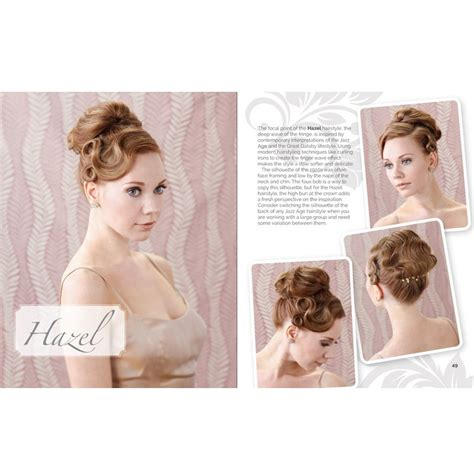 vintage hairstyles book vintage hairstyle book ebony hotty teen