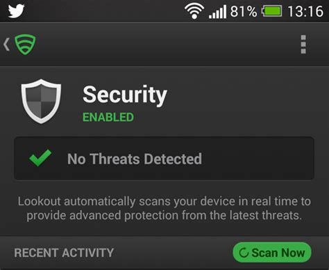 lookout premium apk free lookout security antivirus review 2014 pc advisor