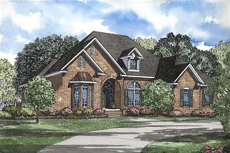 traditional european house plans home design