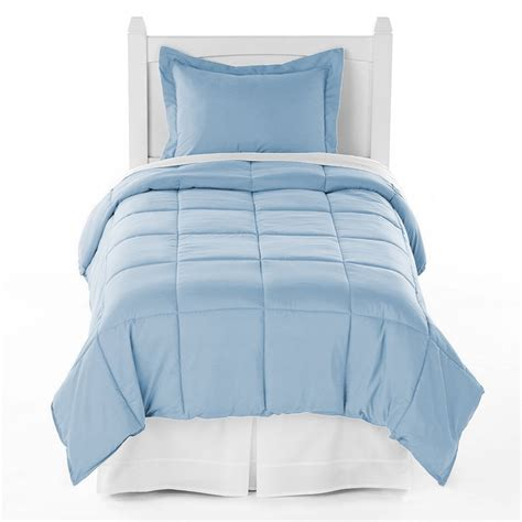 blue twin comforter light blue comforter twin xl twin extra long size