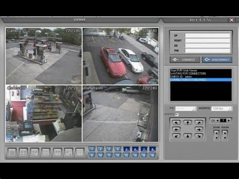 how to setup security camera system lorex, zmode, laview