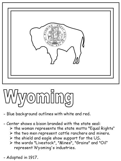 free coloring pages of state bird of wyoming