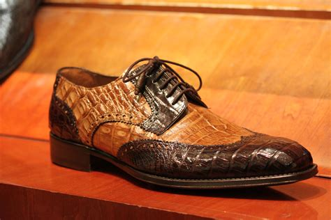 crocodile shoes crocodile spectators aggressive the gentleman