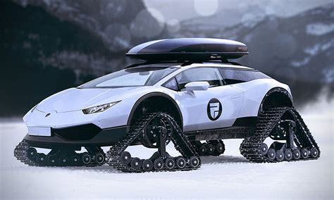 New Homes Designs by Meet The Lamborghini Huracan Snowmobile The Of