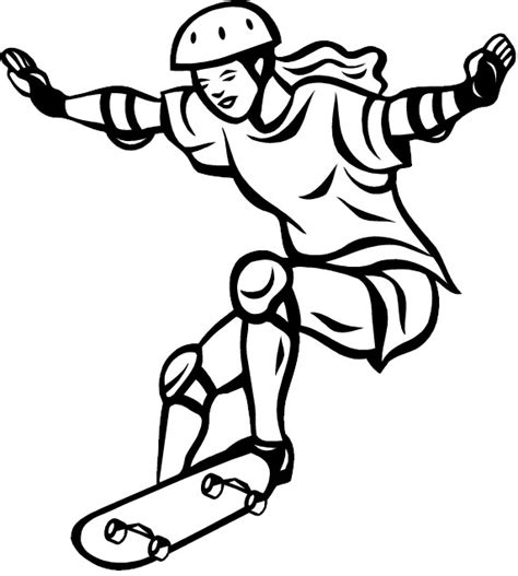 Free Coloring Pages Of Drawings Of Skateboards Skateboard Coloring Pages
