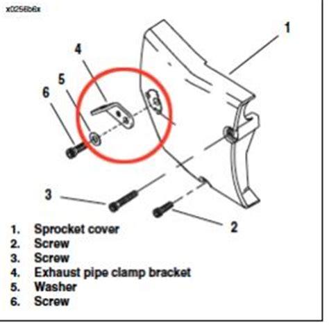 Bracket Gayung 1 2 Bracket Pipa Bulat Bracket Sing B broken exhaust pipe cl bracket harley davidson forums