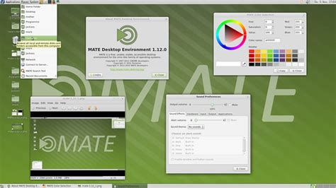 themes for mate desktop environment mate desktop 1 12 released with improvement on multi