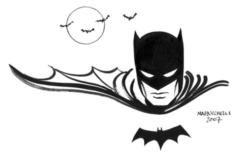 batman tattoo sketch bat blog batman toys and collectibles barrett s