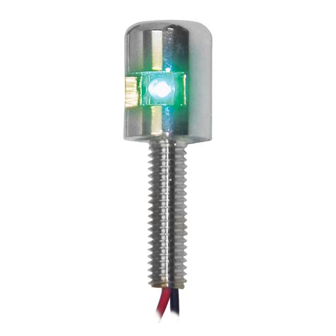 side type screw led light grand general auto parts