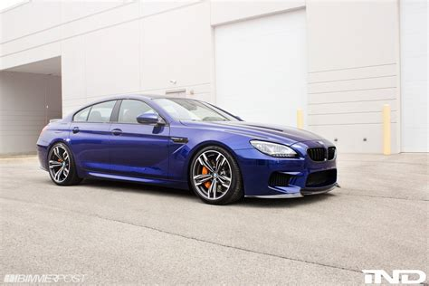 bmw m6 gran coupe blue bmw m6 gran coup 232 in san marino blue by ind design lusso