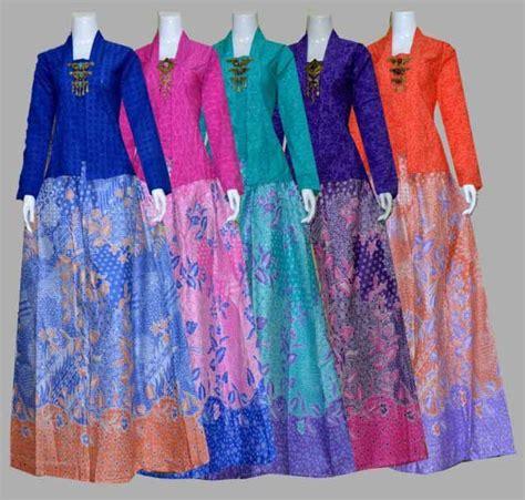 Setelan Rok Klok Kebaya Scm ッ 29 model baju batik setelan wanita kombinasi rok