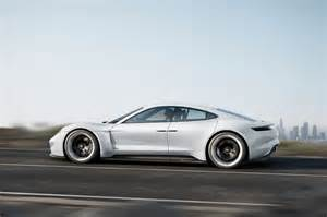 Electric Sports Cars For Sale Uk Porsche Mission E Prices Specs Release Date By Car Magazine