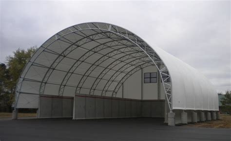 Fabric Sheds by About Light Fabric Structures Minnesota