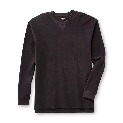 waffle knit shirt craftsman s thermal waffle knit shirt