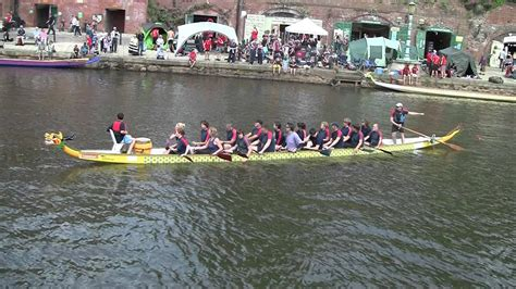 henley dragon boat racing 1400m exeter youtube - Dragon Boat Racing Exeter