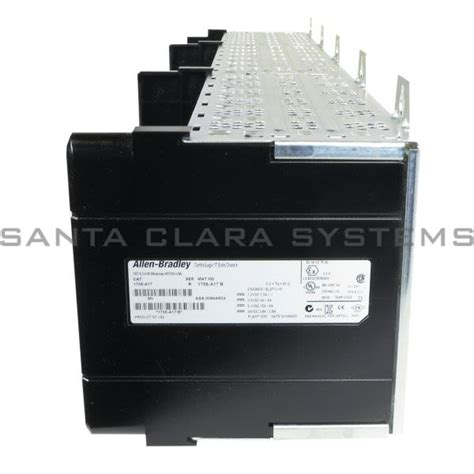Jual Produk Allen Bradley Chassis 1756 A17 1756 a17 allen bradley in stock and ready to ship santa clara systems
