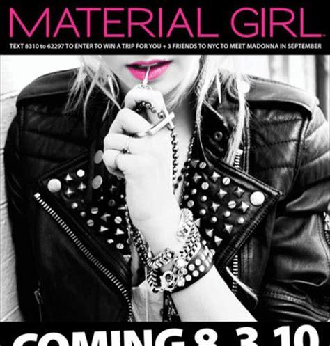 material girls blog material girl en macys blog da pimpa