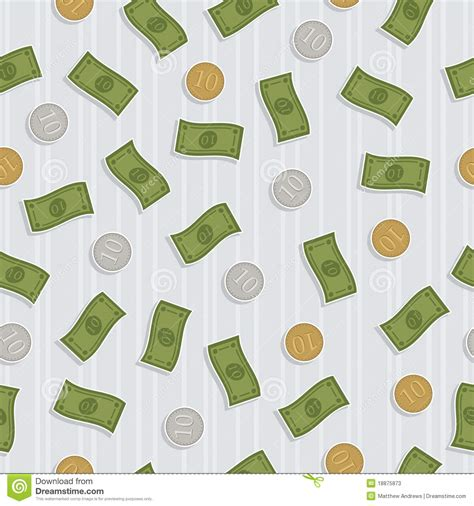 vector pattern money seamless money pattern stock vector image of pattern