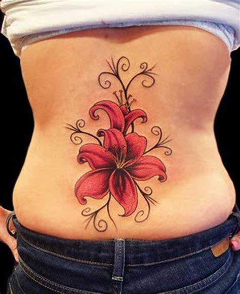 tattoo design girl flower beautiful red flower tattoos japanese tattoos