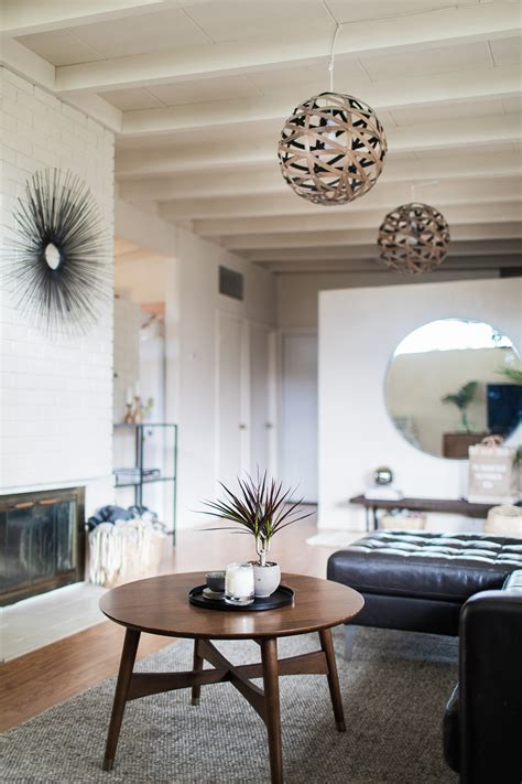 spring decor room inspo jess lizama living room update spring decor hej doll simple