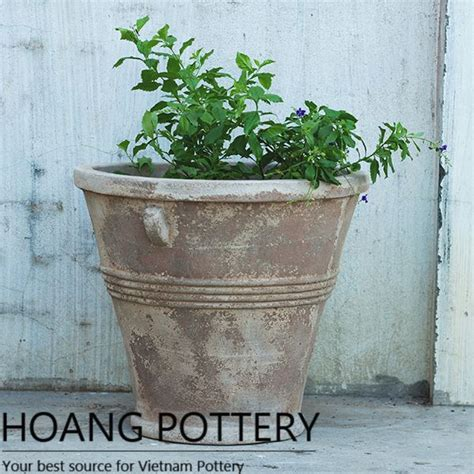 Cheap Planters by Cheap Chocolate Teracotta Garden Flower Pots Hptc088