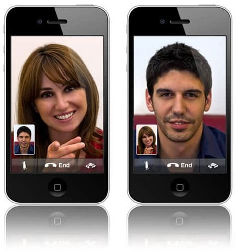 auto answer facetime calls on iphone 4