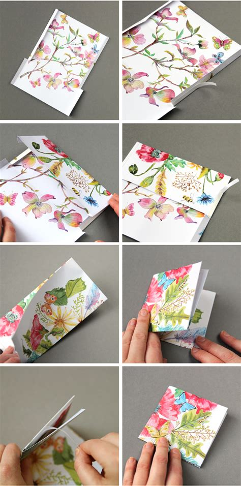 How To Make A Wallet From Paper - diy paper wallet gathering