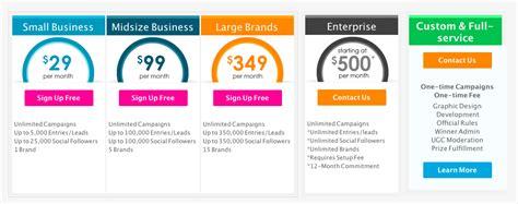 about votigo social media marketing platform top social media contest apps