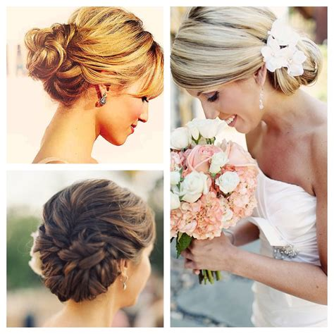 bridesmaids and matron of honor hairstyles the big day ideas wedding hairstyles