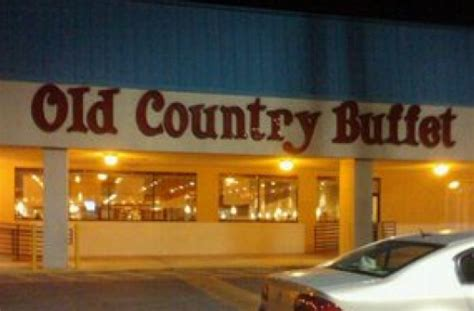 old country buffet runinout food fun fashion