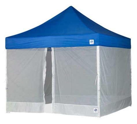 ez up screen room e z up canopy tent side walls