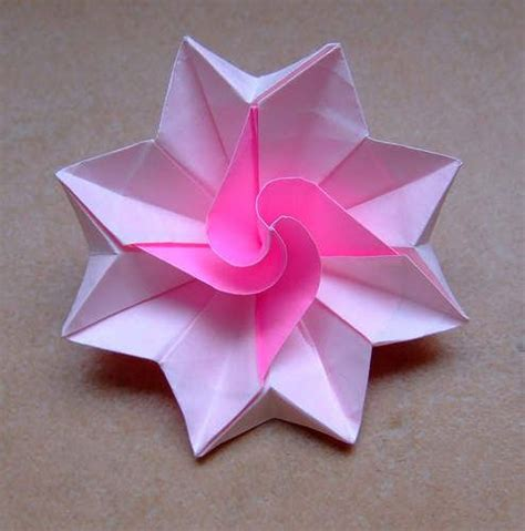 How To Make Simple Origami Flowers - best 25 simple origami flower ideas on