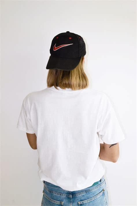 Baseball Cap Nike 014 Niron Cloth nike baseball cap milk vintage clothing vintage baseball caps