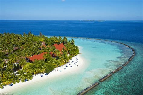 best maldives all inclusive tripadvisor reveals holidaymakers top 25 from mexico to