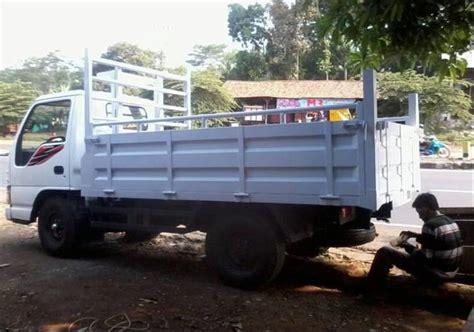 Murah Bak Cat Hijau Tebal jual bak truck engkel 3 pintu bahan plat besi harga murah batang oleh pt putri kembar