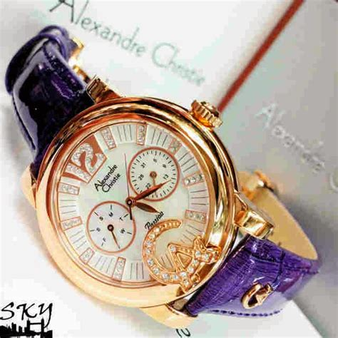 Jam Tangan Wanita Guess 006 Ungu jam tangan original murah casio gc guess suunto giordano chronoforce bonia jam tangan