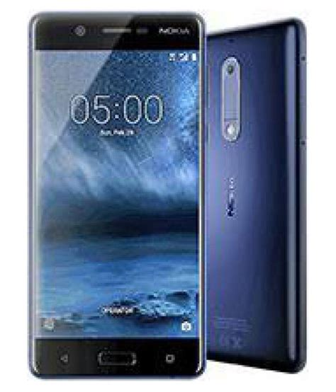 Nokia 5 3 16gb nokia 5 ds 16gb tempered blue mobile phones at low prices snapdeal india