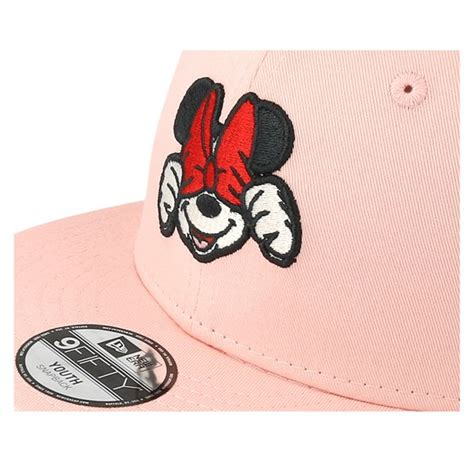 Jacket Minnie Mouse Pink Rsby 184 disney xpress 9fifty minnie mouse pink snapback new