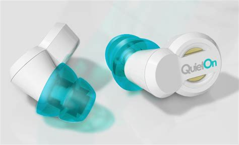 Room Noise Cancelling Device by These Active Noise Canceling Earplugs Would Scream Silence