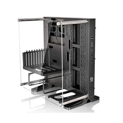 gabinete thermaltake gabinete thermaltake core p3 se aberto c vidro ca 1g4