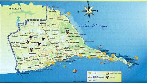 Guadeloupe : studio en location saisonnière : Caractéristiques
