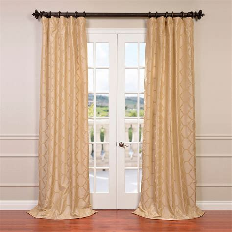 half priced drapes half price drapes zeus stone faux silk jacquard curtain