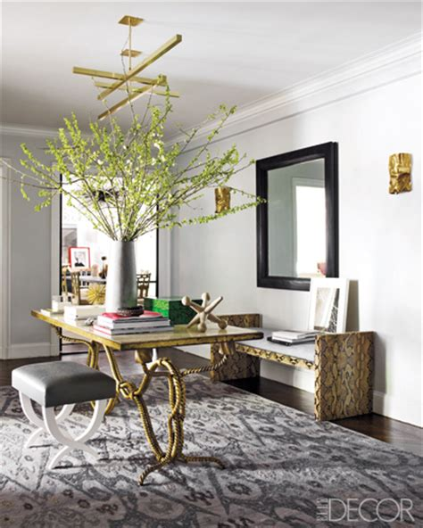home decor manhattan modern palm boutique ashley stark s fresh manhattan apartment