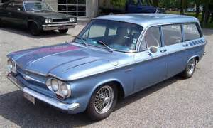 1961 Chevrolet Corvair 1961 Chevy Corvair Lakewood Station Wagon Modified