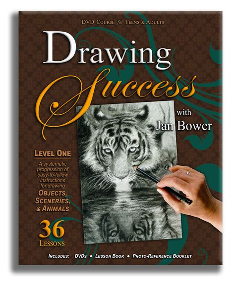 the success grower books drawing success dvd course