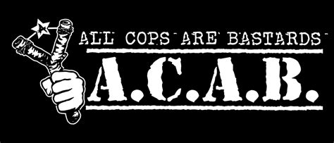 all cops are bastards meaning of acronym a c a b and 1312 spec ops magazine
